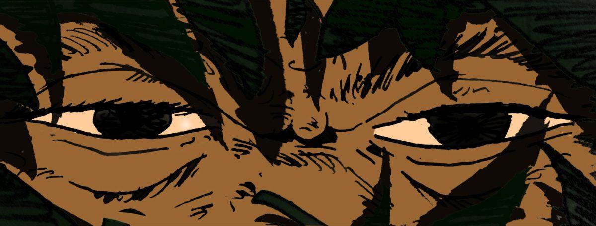 Chapitre «Les Marais Sinistres»