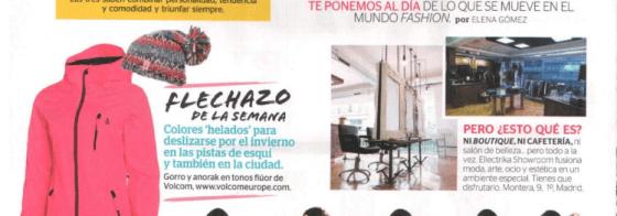 Ellectrika Showroom en Mia Magazine - Apuntes de Moda