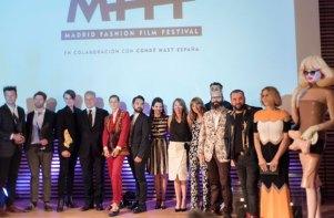 Foto de familia de la Tercera Edición de Madrid Fashion Film Festival