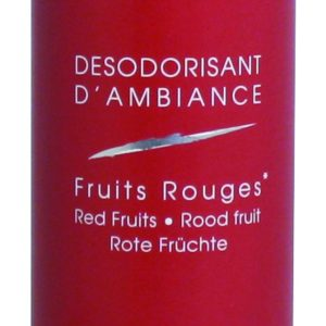 Concentration maximum. Parfum rare et délicat, inspiré des plus belles compositions odorantes du moment. Désodorisant d'ambiance fruit rouge
