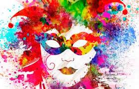 une_tete_avec_un_masque_dessine_avec_des_taches_de_couleurs