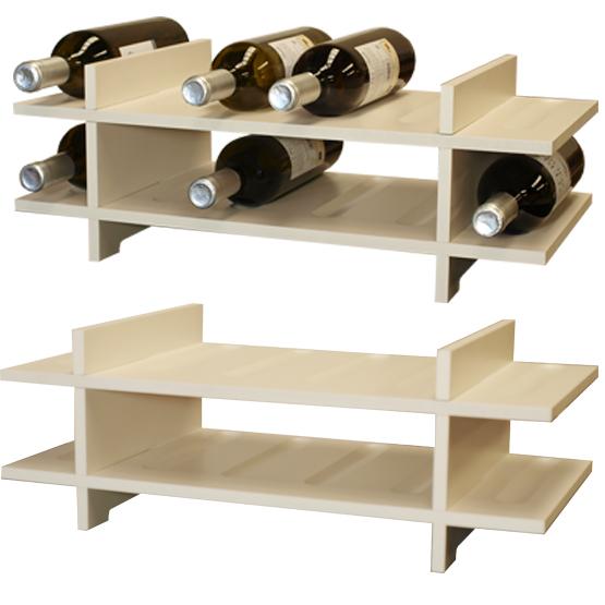 Estanterias para botellas de vino free estantes para baos - Estanterias para botellas ...