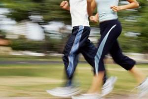 L'exercice physique doit être modéré