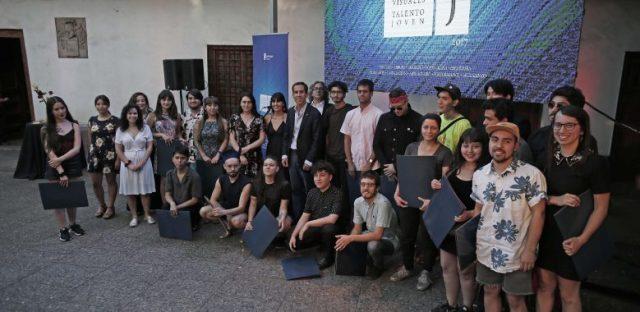 Arte Emergente de Santiago de Chile fue reconocido ante la comunidad