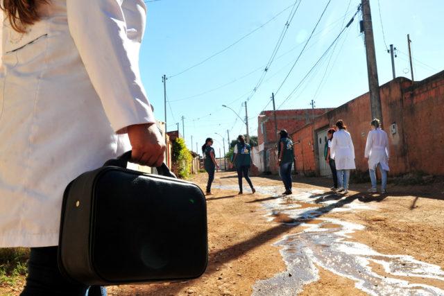 Brasilia comenzó el año con una cobertura familiar en salud superior al 60%