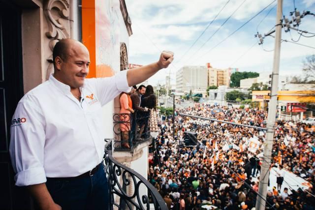 Enrique Alfaro: una voz independiente