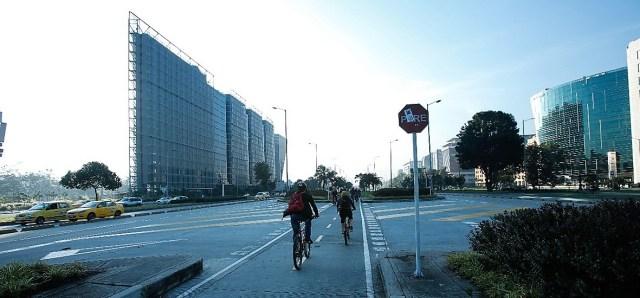 Día sin carro no acelera la movilidad sostenible en Bogotá