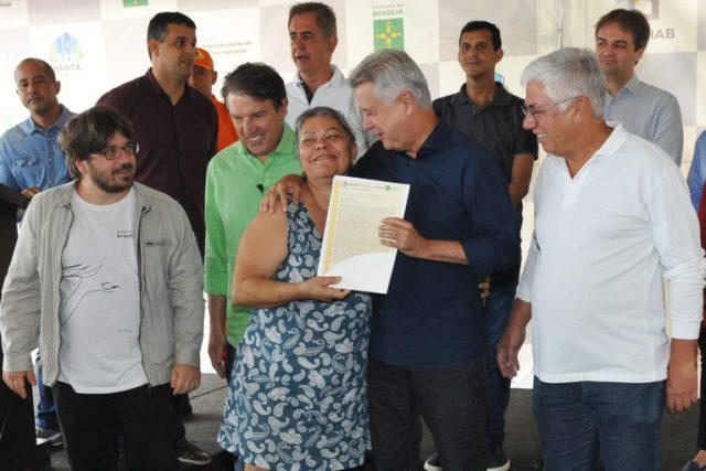 Brasilia legalizó más de 47 mil predios en tres años
