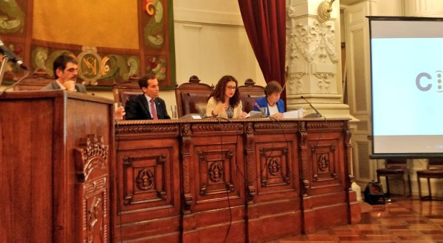 Congreso del CIDEU avanza en Santiago de Chile