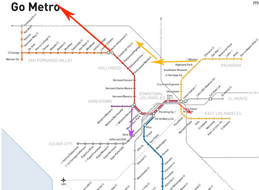 Curbed makes the Tom LaBonge Transit Map based on his op/ed in yesterday's Daily News