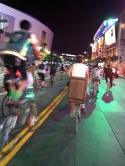 Last month's Critical Mass.  Photo: ##http://www.flickr.com/photos/waltarrrrr/5067169988/##Waltarr/Flickr##