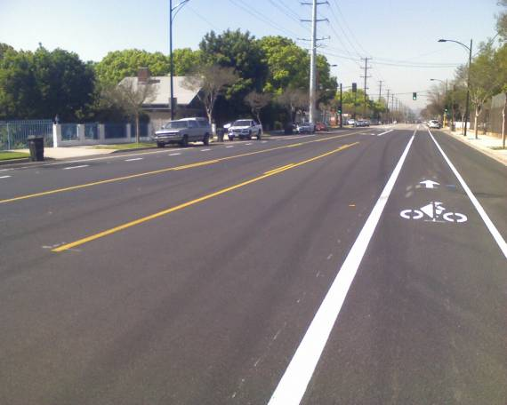 The new Verdugo.  Photo: ##http://lacbc.files.wordpress.com/2010/07/verdugoafter2.jpg##LACBC Blog##