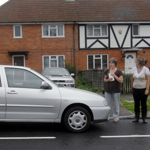 Coming Soon?  Photo: ##http://www.getreading.co.uk/news/s/2076674_car_parking_falls_foul_of_fedup_neighbours##Get Reading##