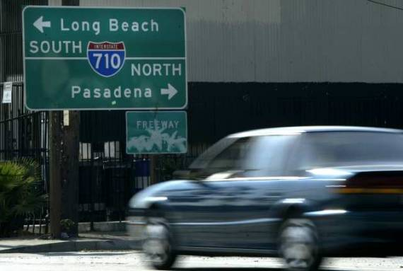 This isn't the first time Board Member Najarian has tried to hold up the 710 Tunnel Project.  This photo is from a ##http://latimesblogs.latimes.com/lanow/2010/05/glendale-hopes-to-derail-710-freeway-tunnel-proposal.html##LA_Now article## on an attempt from last May.