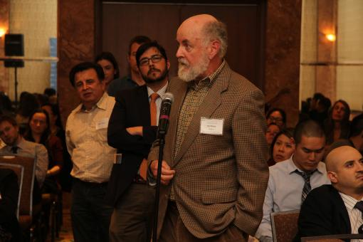 Donald Shoup at Complete Streets for California Conference