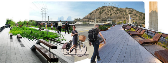 Plans for the Figueroa Landbridge are on life support as the City Council and Mayor allow a flawed estimate from the Bureau of Engineering to scare them away from not demolishing the current Figueroa-Riverside Bridge.