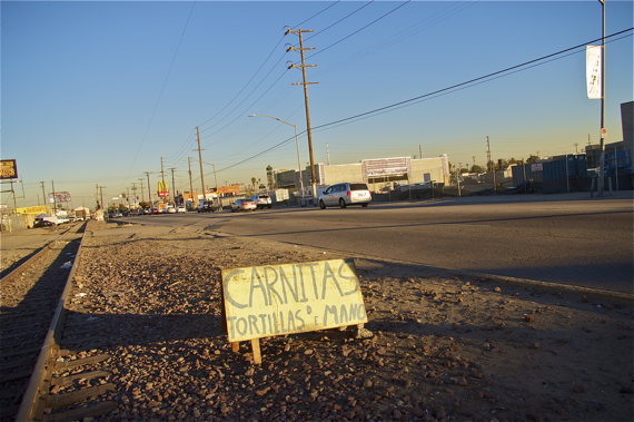 The Slauson corridor that runs through South L.A. takes another step forward toward becoming an Active Transportation Corridor. Sahra Sulaiman/Streetsblog L.A.