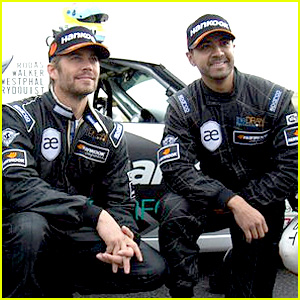 "This cropped image of Walker and Rodas comes from the worst coverage of the crash I could find. The conservative news website ##http://pjmedia.com/lifestyle/2013/12/02/who-is-to-blame-for-paul-walker-and-roger-rodas-car-crash/?singlepage=true##Pajama Media## actually had the gal to end their bizarre piece by sighing that at least Rodas and Walker died doing what they loved, ""driving fast and furious."""