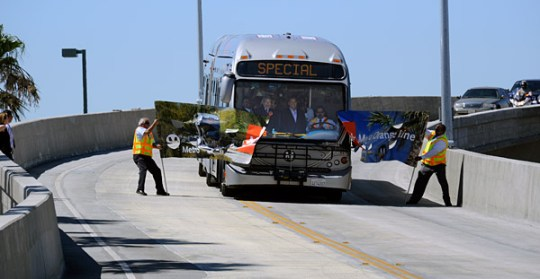 Despite the Fanfare, the Orange Line Was More Expensive Than Some Light Rail Projects. Photo: Roger Rudick