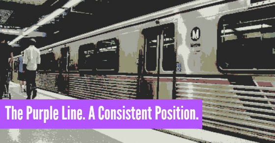 Long a supporter of transit on the Westside, Sheila Keuhl's campaign has found itself on the defensive over an endorsement from the Beverly Hills Courier. Image: ##http://kuehlforsupervisor.com/wp-content/uploads/2014/05/Kuehl_PurpleLineWeb.jpg##Kuelh for Supervisor ##