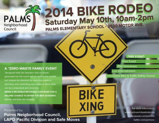 Palms Bike Rodeo