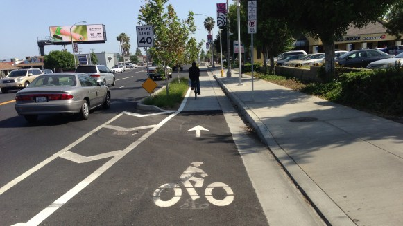 All in all, the Rosemead Boulevard Project looks great, and is a great place for bicycling.