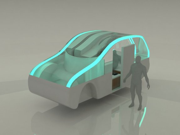 Designing the driverless car user experience