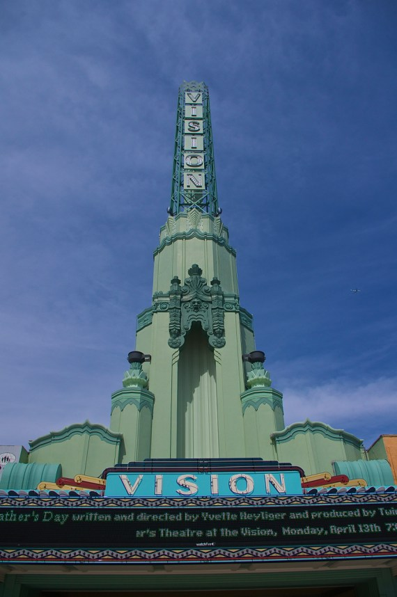 The Vision Theater. Just because. Sahra Sulaiman/Streetsblog L.A.