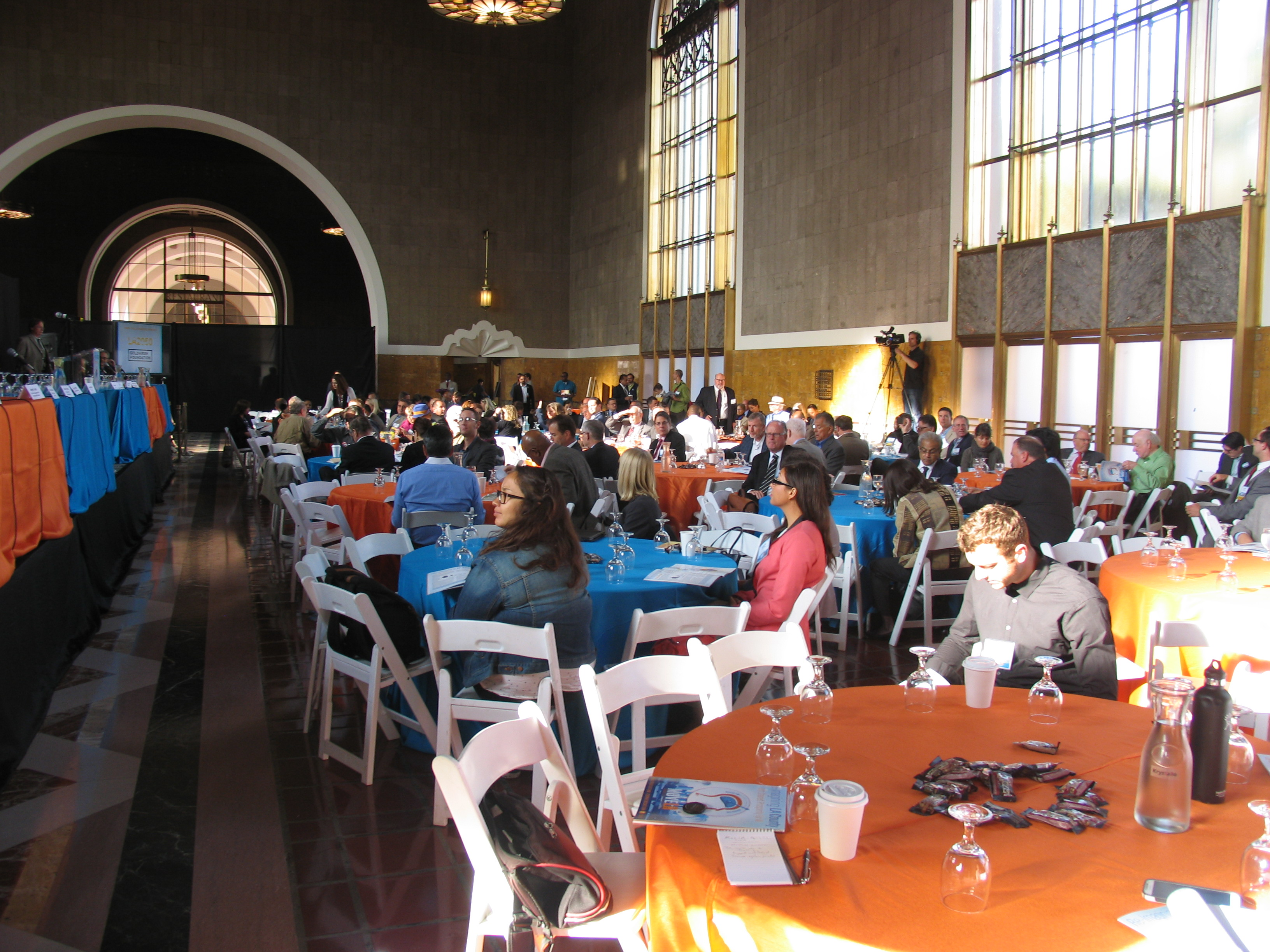 The MoveLA Conference. Photo: Roger Rudick