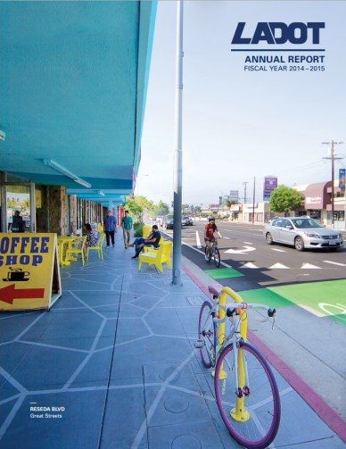 LADOT's 2014-2015 Annual Report [PDF]
