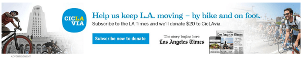 Good for you L.A. Times.