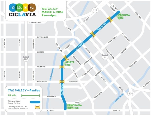 Metrolink will run extra trains to this Sunday's CicLAvia - The Valley