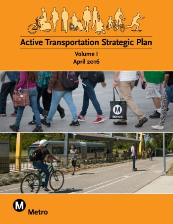 Will Metro pay attention to its own Active Transportation Strategic Plan [PDF]?