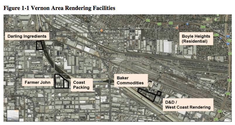 darling rendering Proposed Rule Meant to Curb Stink from Animal Rendering Plants ...