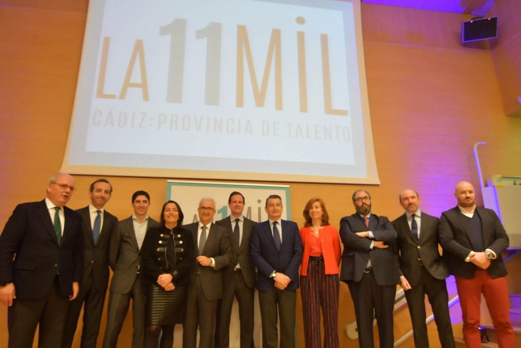 Presentación de La 11MIL en Cádiz