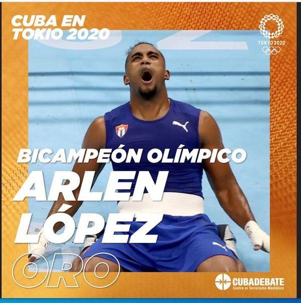 Cuba Arlen Lopez
