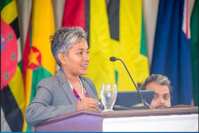 Marla Dukharan, économiste