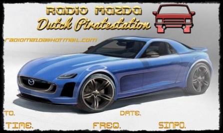 Radio Mazda QSL