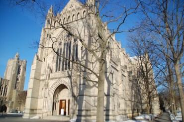Princeton University - Chapel