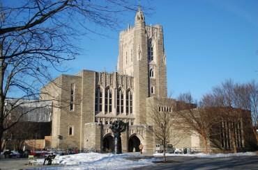 Princeton University - Firestone Library