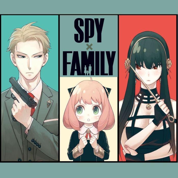 Aux origines du nom Spy x Family