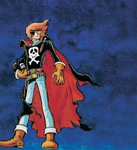 Captain Harlock - Leiji Matsumoto