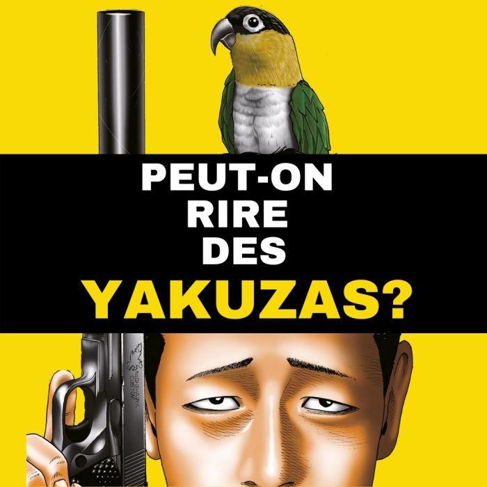 Peut-on rire des yakuzas ? – La 5e de Couv' – #5DC – Saison 6 épisode 37