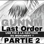 Gunnm Last Order : une fin à la hauteur du monument Gunnm ?