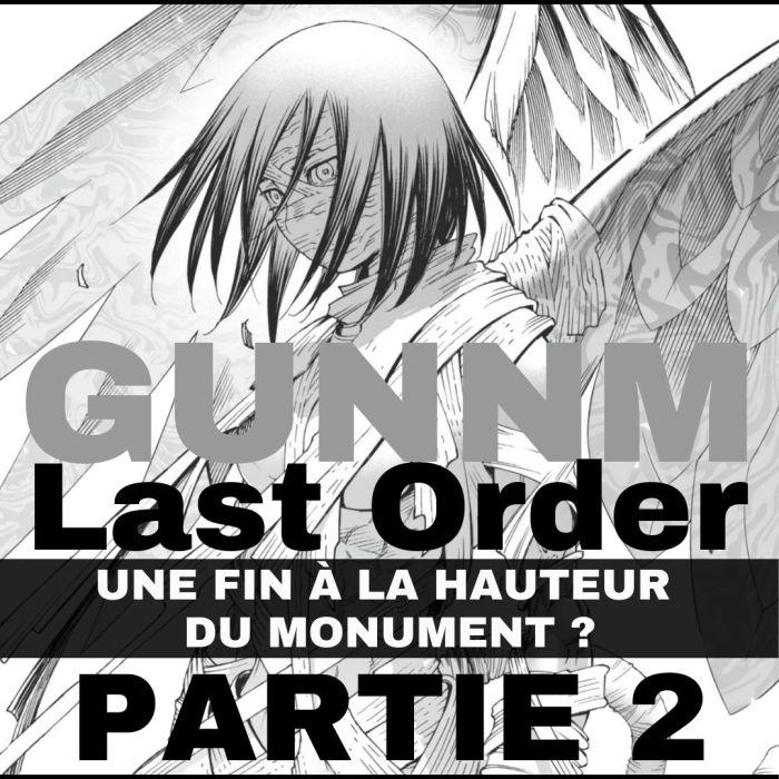 Gunnm Last Order (part 2) : une fin à la hauteur du monument Gunnm ? – La 5e de Couv' – #5DC – S6E42