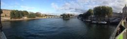 Panorámica del Sena