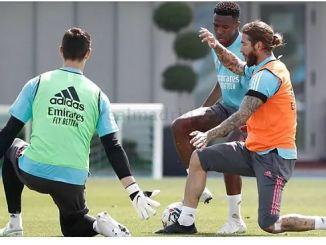 Real Madrid 5