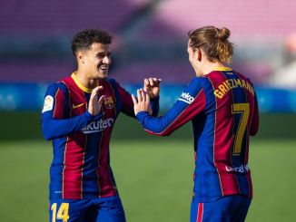 Coutinho and Griezmann