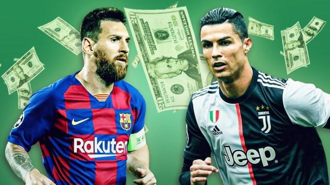 Cristiano Ronaldo Iyo Lionel Messi