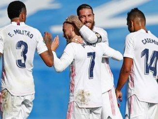 Real Madrid 1 1